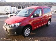 Volkswagen Caddy 2.0 TDi 4x4