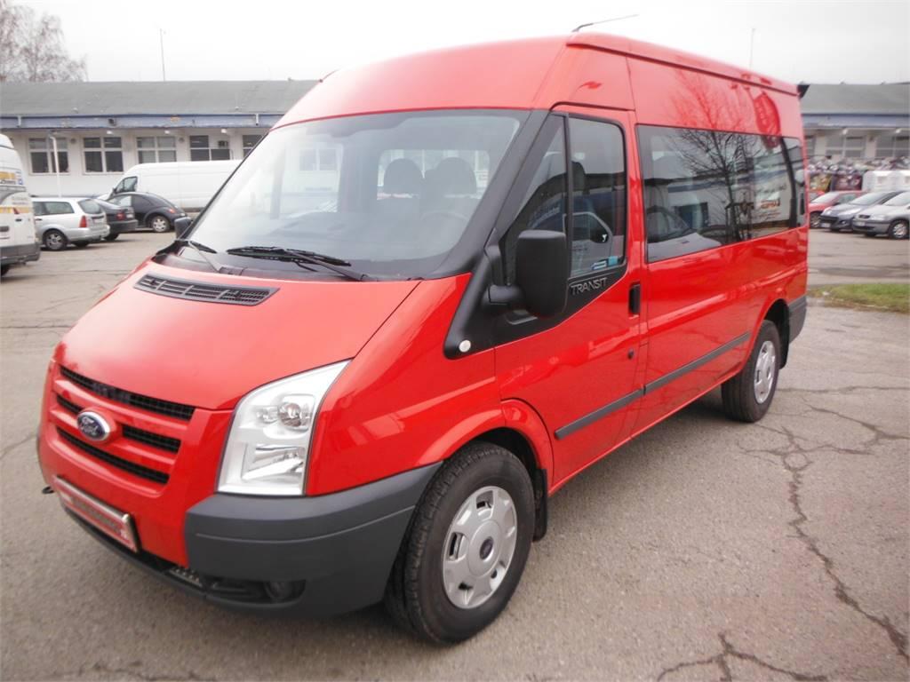 ford transit 2 4 tdci 4x4 bus. Black Bedroom Furniture Sets. Home Design Ideas